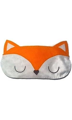 Cute Felt Fox Sleep Mask