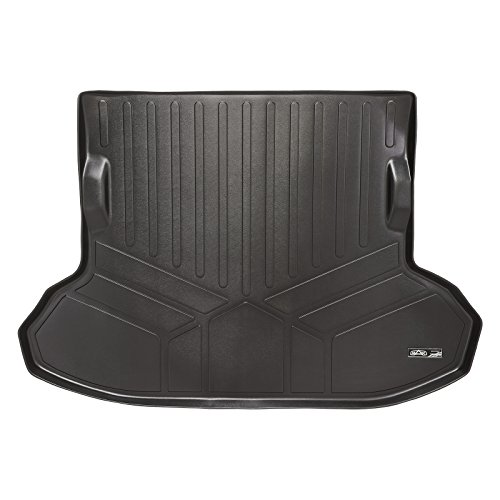 MAX LINER D0171 All Weather Custom Fit Cargo Trunk Liner Floor Mat Black for 2015-2019 Subaru Legacy ()