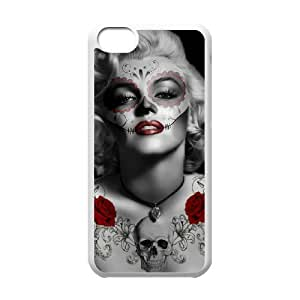 CSKFUZombie Marilyn Monroe Classic Personalized Phone Case for iphone 6 4.7 inch iphone 6 4.7 inch,custom cover case ygtg692557