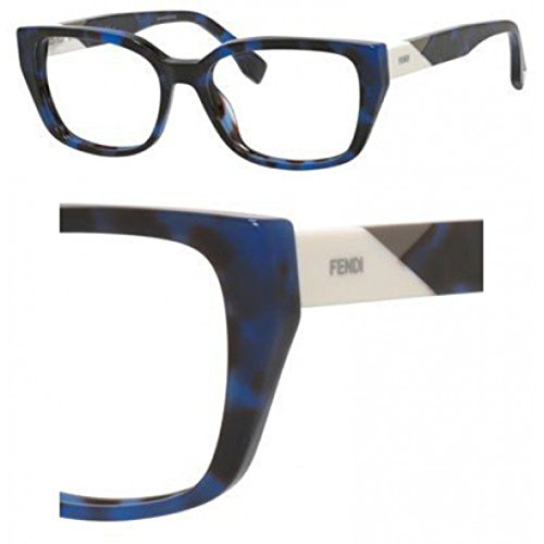 Fendi - FENDI FACETS FF 0169, Cat Eye, acetate, women, BLUE HAVANA(YBV), 54/16/140