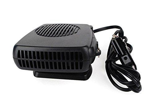 Ventilateur de chauffage et de ré frigé ration 2 en 1 en cé ramique pour pare-brise de voiture ParaCity de 12 V - 150 W Paramount City
