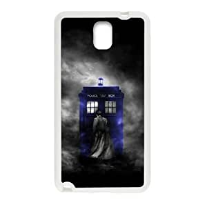 doctor who facebook cover Phone Case for Samsung Galaxy Note3 Case