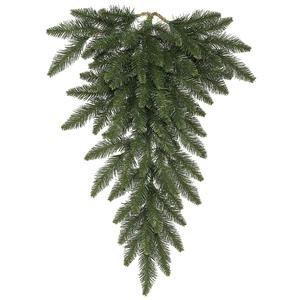 Camdon Tree Christmas Fir (Vickerman Camdon Fir Teardrop Swag, 30-Inch, Green)