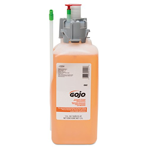 Cxi System - GOJ856202 - Gojo Sanitary Sealed Counter Mount Soap Refill
