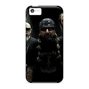 JamieBratt Iphone 5c Bumper Hard Cell-phone Case Unique Design Nice Dream Theater Band Pictures [OfP16975vhto]
