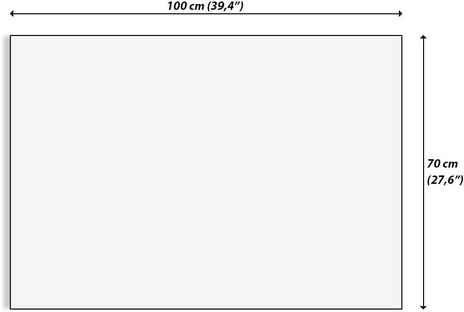 70x50cm Tableaux pour la Mur Impression sur Toile encadr/ée prete a Suspendre 3168 AA70x50-3168 Motif Moderne Un /él/ément Pret a accrocher D/écoration Image sur Toile