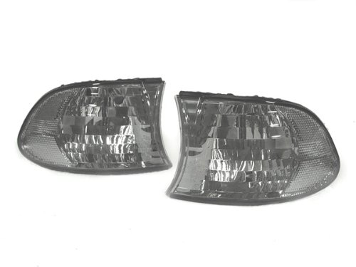 DEPO 1999-2001 BMW E38 7 Series 740 750 Euro Light Smoke Corner Signal Light