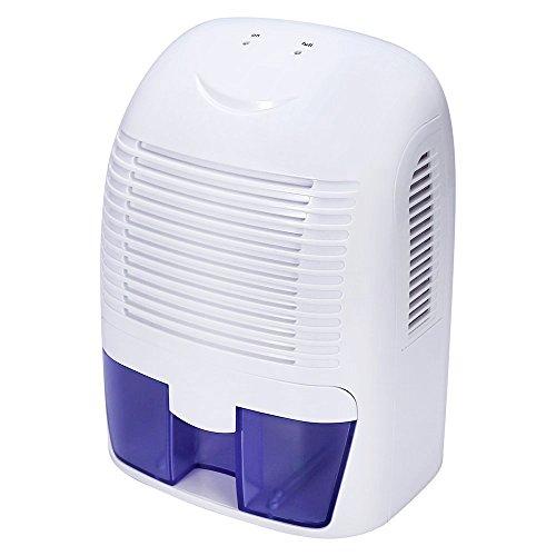 Cheap  KEDSUM Electric Small Dehumidifier with 50 oz Capacity, 2200 Cubic Feet (270..