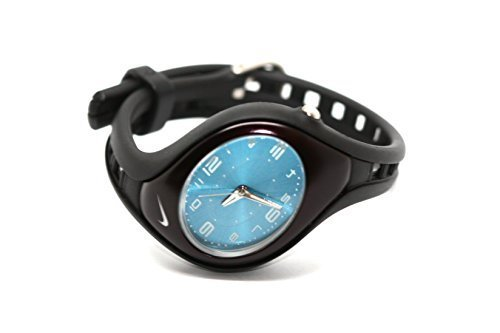 Triax Womens Watch (NIKE TRIAX ROAR WOMENS CHILDRENS ANALOG SPORT WATCH -BLACK/BLUE)
