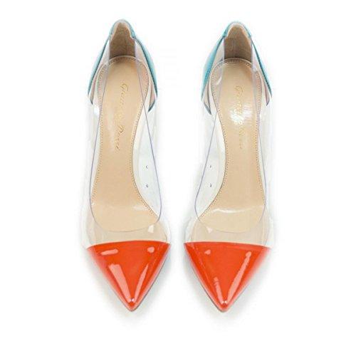 Orange No Arancio femme ROSSI GIANVITO Escarpins pour gIff0q