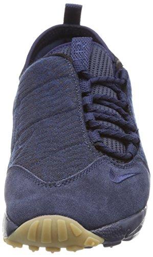 Nike Herren Air Footscape NM Prm JCRD Gymnastikschuhe Blau (Indigo/obsidian/obsidian/gum Dark Brown)