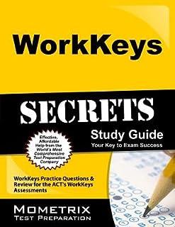 workkeys secrets study guide workkeys practice questions review rh amazon com WorkKeys Practice Test WorkKeys Test