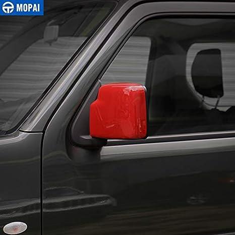 Amazon.com : Pukido MOPAI Mirror Covers for Suzuki jimny ...
