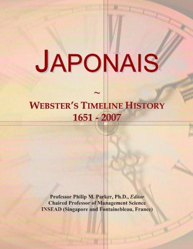 Japonais: Webster