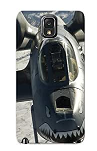New Diy Design Aircraft Military Thunderbolt Ii For Galaxy Note 3 Cases Comfortable For Lovers And Friends For Christmas Gifts