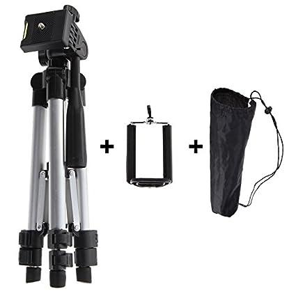 Mini proyector cámara universal portátil Trípode de viaje trípode ...
