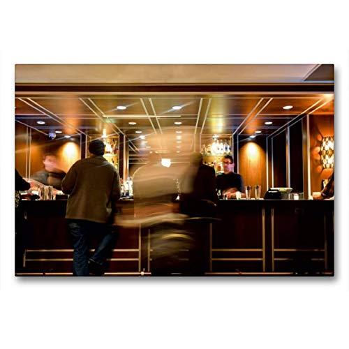 CALVENDO Lifestyle Toile Murale en Textile de qualité supérieure 90 x 60 cm