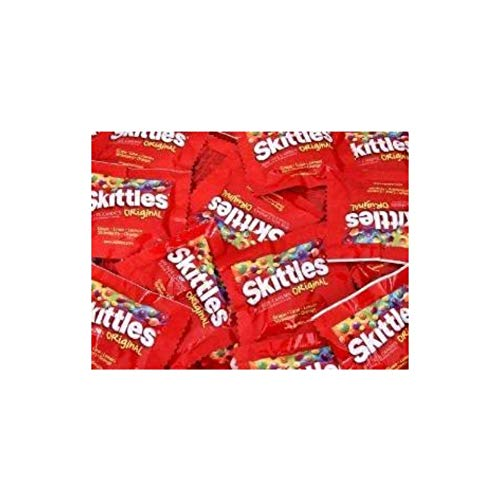 Skittles Fun Size Packs 140 Count