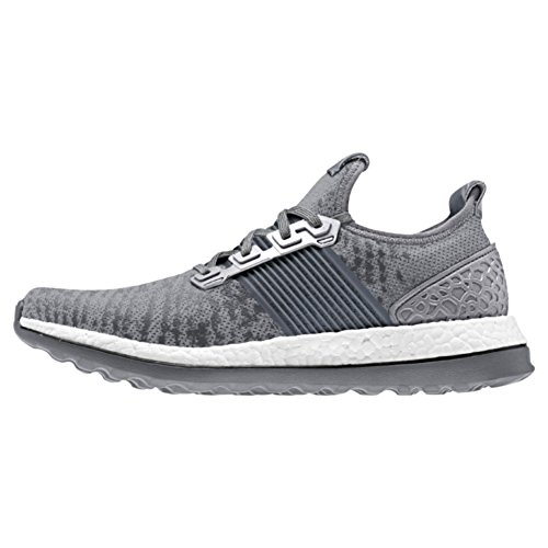 lace up in differently promo codes Adidas Men's Pureboost ZG M Running Shoe, Mid Grey/Grey/Black, 13 ...