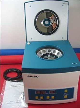 Welljoin 80-2C Desktop Electric Digital Medical Lab Centrifuge
