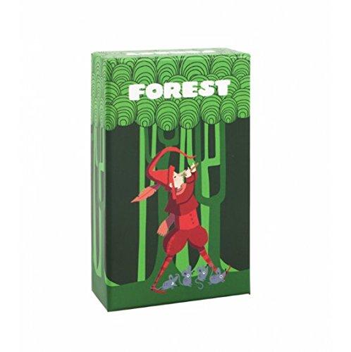 Forest : 6 ans et +, 2 à 5 joueurs
