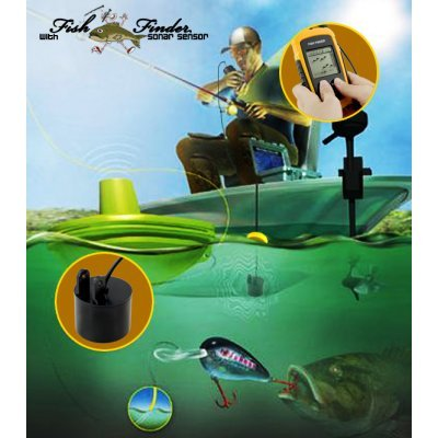Amazon.com: Fish Finder - Fish Locator with Sonar Sensor and LCD Dispaly: Computers & Accessories