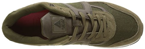 Sneaker Forrest Earth Vert autumn Adulto Basse Run Asfvlt Unisex City 41Spxp