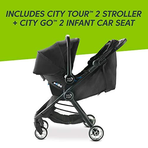 41UCk20 uBL - Baby Jogger City Tour 2 Travel System, Jet