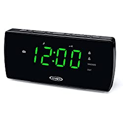 Jensen JCR230 Audio Alarm Clock