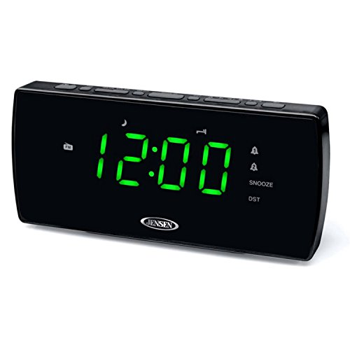 picture of Jensen JCR230 High Quality Audio Alarm Clock