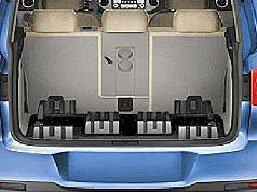 Subaru 2005-2011 Impreza Legacy Outback Center Armret Extension Ivory OEM NEW
