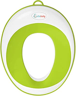 Potty Training Toilet Seat for Boys and Girls | Potty Training Seat | Toddler Toilet Trainer |  Baby Potty Ring for Round and Oval Toilets | Secure Non-Slip Surface