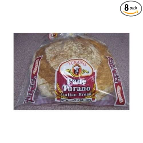 Amazon Com Turano Baking Sliced Pane Turano 32 Ounce 8 Per Case Gourmet Seasoned Coatings Grocery Gourmet Food