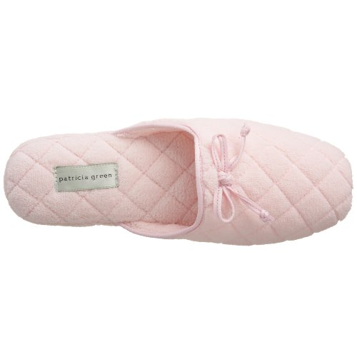 Patricia Women's Pink Green Slippers Chloe CCRwqWngvr