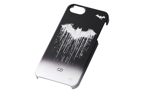 Superhero Logo Gradient Hard iPhone 5 Case (Batman) (japan import)