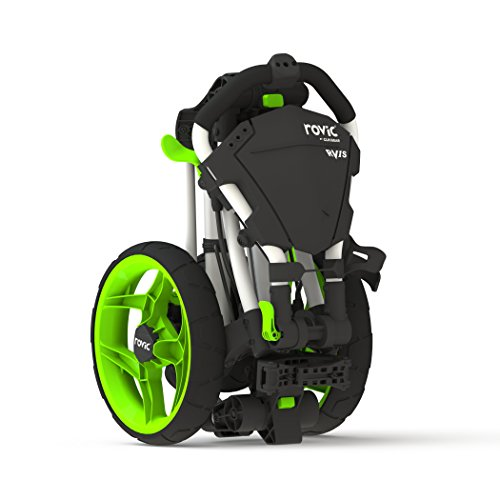 Clicgear Model Swivel | 3-Wheel Golf Push