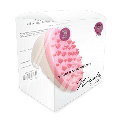 Cellulite massage Mitt / brosse pour être utilisé comme Cellulite Remover et Réducteur avec Best Cadeaux gratuits