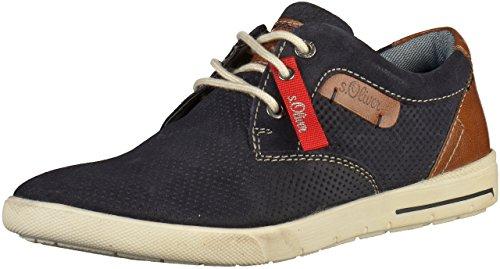 Hommes S 13605 20 Marine 5 Basse oliver Chaussures ffwqIA1