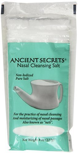 l Cleansing Salt 8-Ounce, 0.54 Bags (Pack of 24) by Ancient Secrets ()