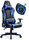 Best Gaming Chairs - GTRACING Gaming Chair with Bluetooth Speakers Music Video Review