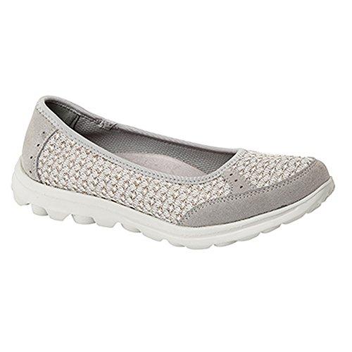 de à Femme ouvertes mémoire forme Boulevard Chaussures wqRxB0R
