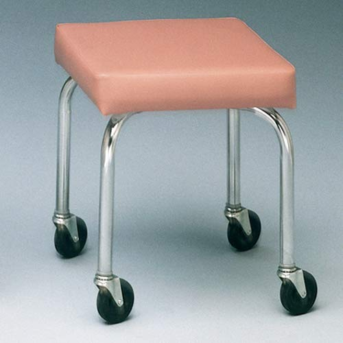 Complete Medical Pt Stool with Casters(Bailey), 13 Pound (Bailey Stool)