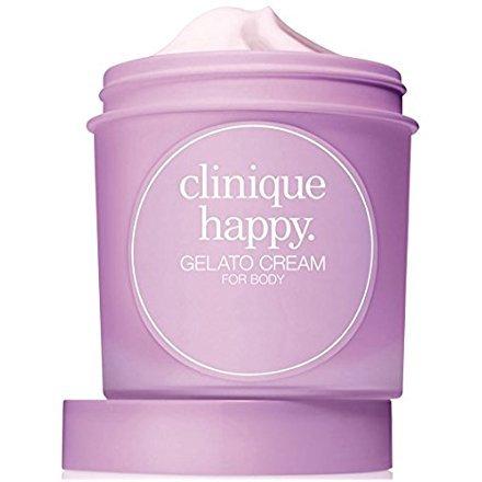 Clinique Happy Gelato Cream for Body (Sugared Petals) Clinique Happy Body Cream