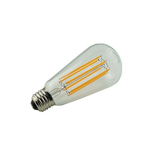 SEALIGHT Vintage LED Filament Bulb Decorative Lamp ST64