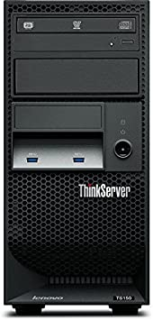 Lenovo ThinkServer TS150 - Servidor (3,3 GHz, E3-1225V6, 8 GB, DDR4-SDRAM, 2000 GB, Tower (4U))