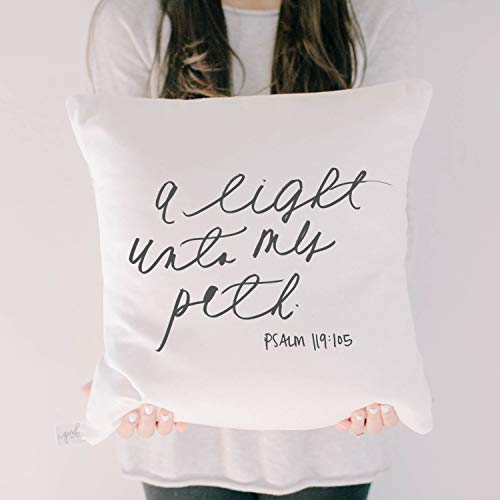 Be A Light Unto My Path Bible Verse in US - 3