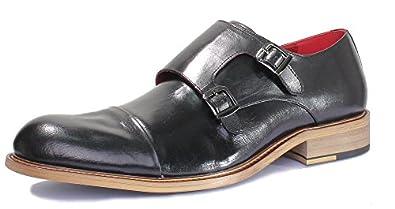 Ricardo Herren von Justin Reece aus mattem Leder Schuhe