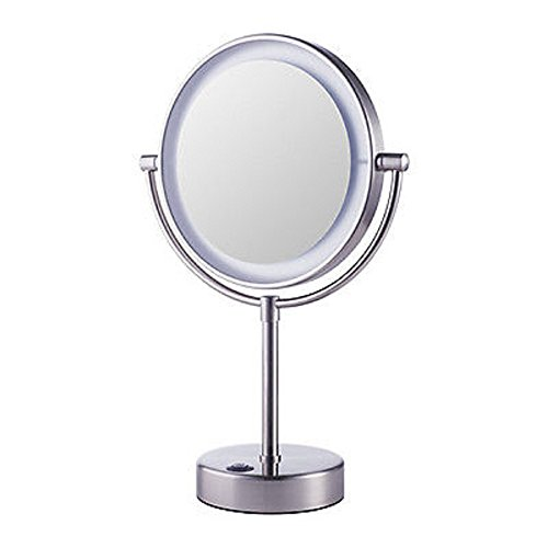 Ikea Kaitum Mirror With Integrated Lighting Battery