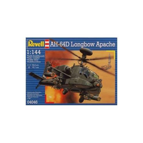 Revell Revell04046 Ah-64d Longbow Apache Model Kit - Apache Model Kit