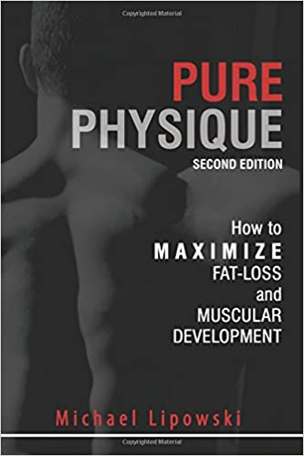 Mens Physique Front Book - Keshowazo